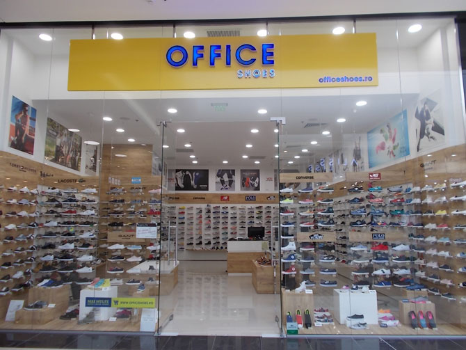 Shopping city Timisoara Office Shoes
